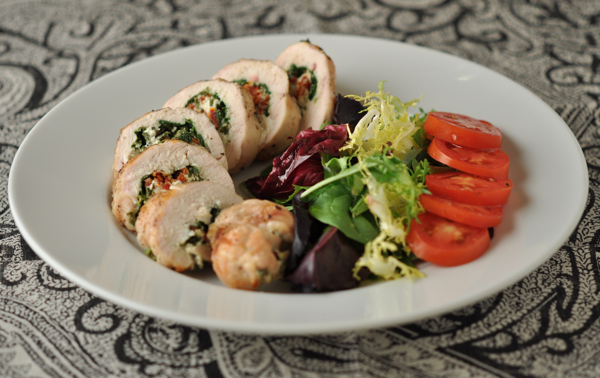 Stuffed-Chicken