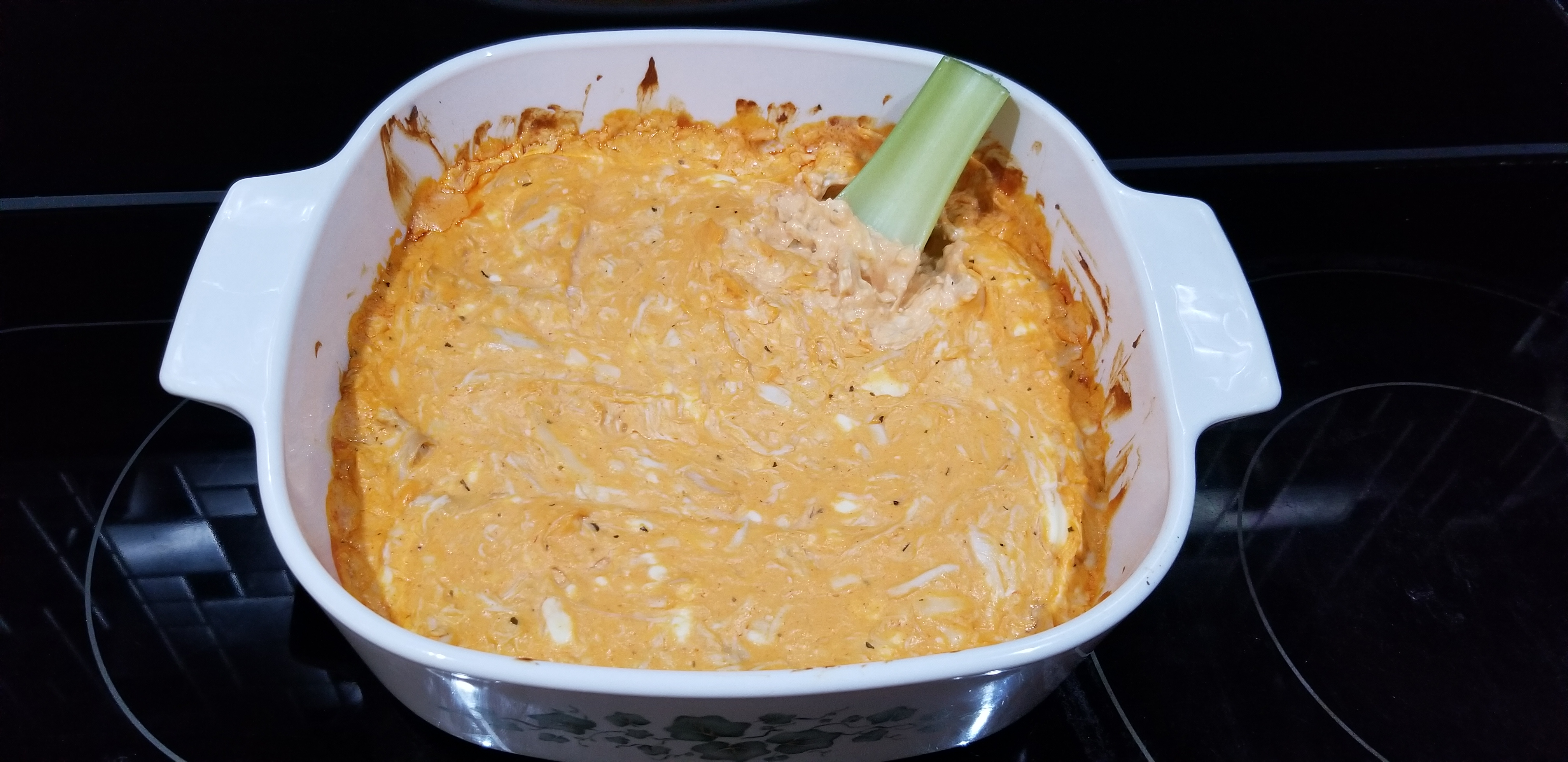 Spicy Chicken Dip