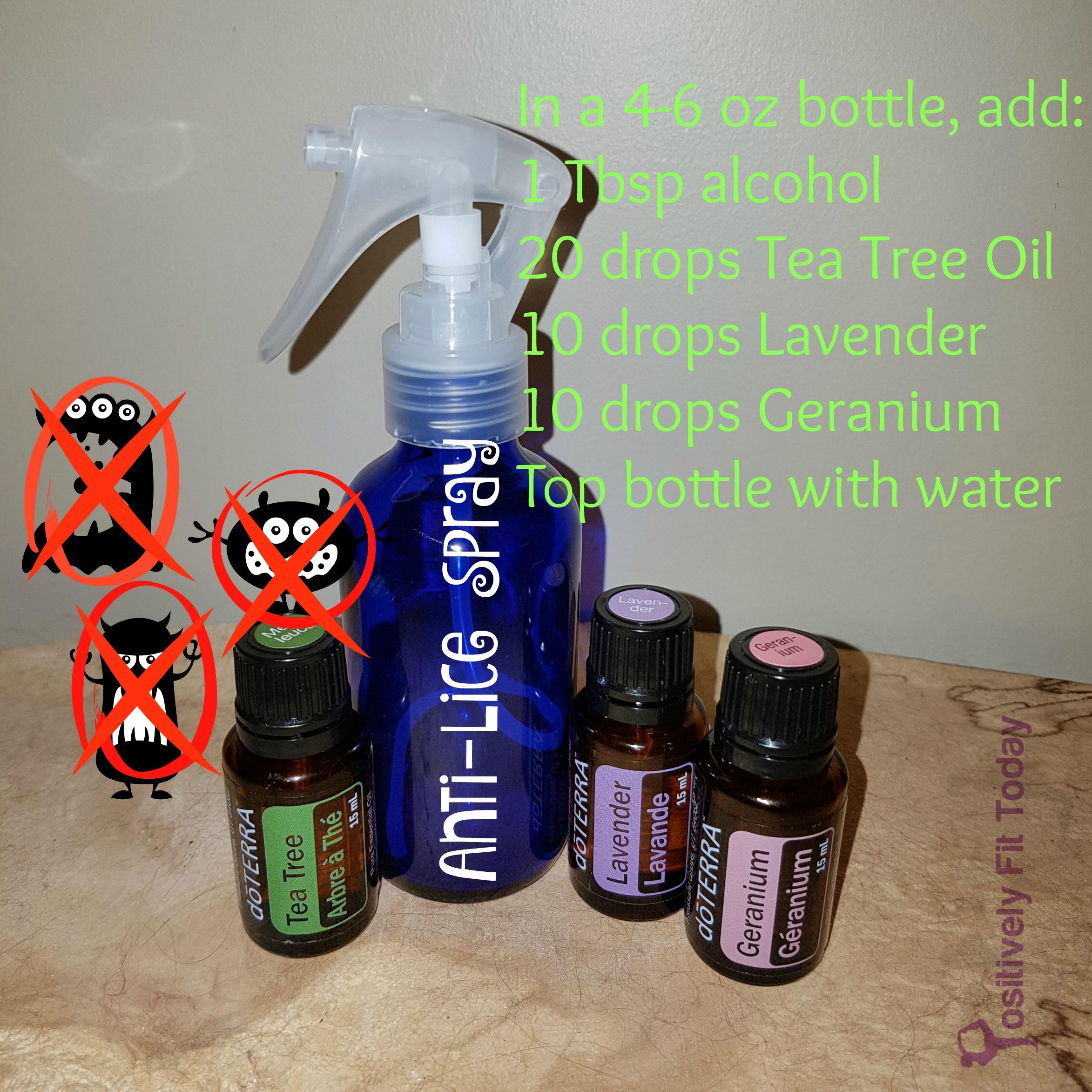 Anti-Lice Spray